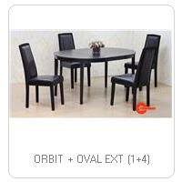 ORBIT + OVAL EXT (1+4)